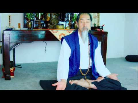 Zen Master Osho Watanabe Over 30 Years- VEGAN DIET Non violence