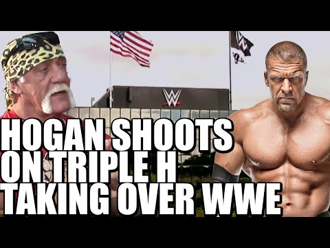 Hulk Hogan shoots on Triple H taking over WWE