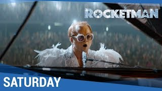 ROCKETMAN – Spot Saturday VF