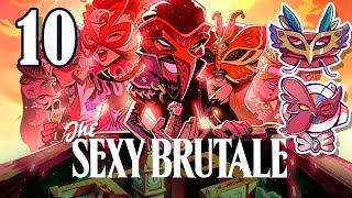 The Sexy Brutale: The Symbols Are Scrambled?! ✦ Part 10 ✦ astropill (ft. Doughy)