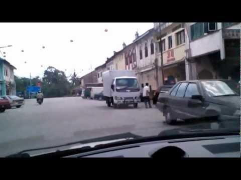 Malaysia's Best Hidden Roads: Route A119 & A19