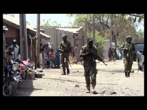 Nigeria's Boko Haram 'in village massacre' HQ
