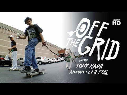 Tony Karr - Off The Grid