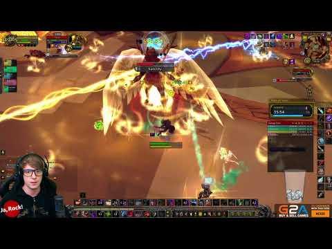 INSTANCJE Z KOLEGO - World of Warcraft: Legion