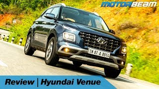Hyundai Venue Review - Worth The Wait? | MotorBeam