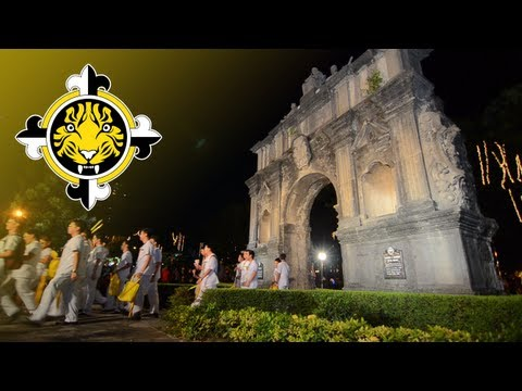 UST Baccalaureate Mass 2013