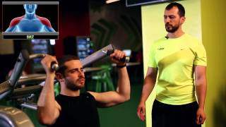 LifeFitness Circuit Serisi 1. Bölüm- Shoulder Press Hareketi