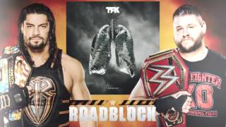 2016 WWE Roadblock End Of The Line Official Theme Song - Different Kind Of Dynamite