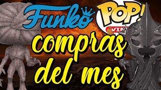 FUNKO POP COMPRAS DEL MES - Enero 2019