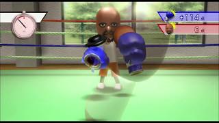 【Wii】TASさんがWii Sportsで遊んでみた【ミット打ち】