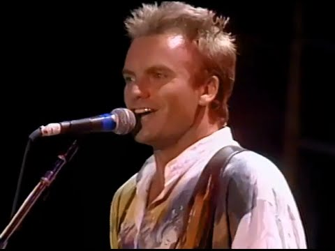 The Police - Full Concert - 06/15/86
