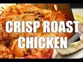 HOW TO PREPARE your CRISPY ROAST CHICKEN | Chef Ricardo Cooking Shows