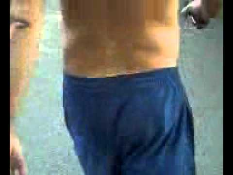Sexy guys ass shaking while walking :)