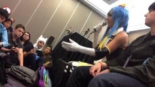 Anime Revolution 2013 Jessica Nigri Q&A
