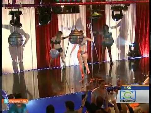 La impecable actuación de Valentina Rendón