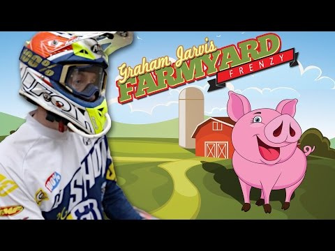 Graham Jarvis - Music Video - Farmyard Frenzy