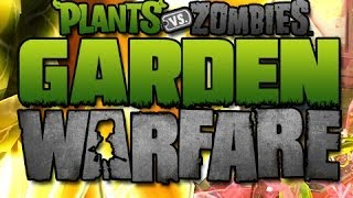 Plants vs Zombies Garden Warfare (PC) with The Crew!  (Who Can Kill The Most Zombies!?!)