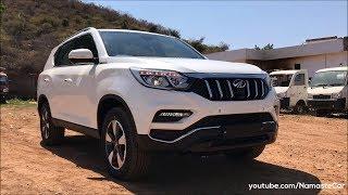 Mahindra Alturas G4/SsangYong Rexton 4WD 2019 | Real-life review