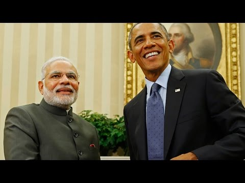 Obama accepts PM Modi's invite to be chief guest at Republic Day event