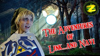 The Adventures of Link...and Navi
