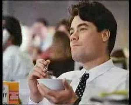 Old Advert - Crunchy Nut