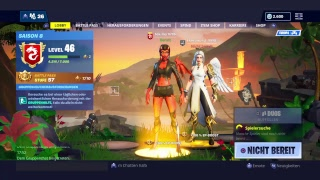 Fortnite Stream mit hanswurst