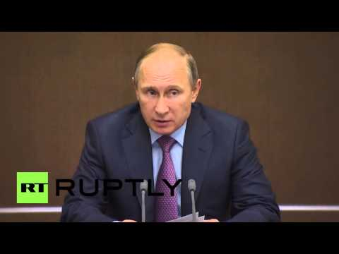 Russia: US missile defence aimed at neutralizing Russia's nuclear potential - Putin