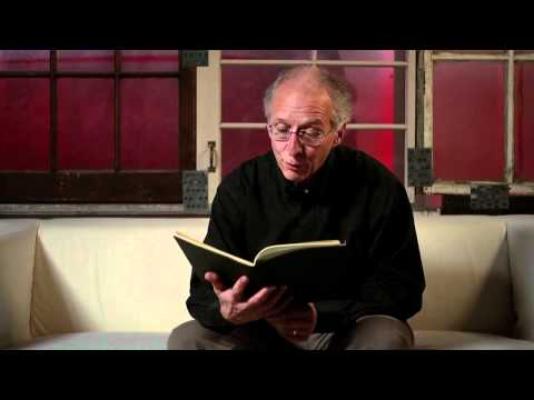 John Piper Reads from his journal about the book Desiring God - 25th Anniversary Ed.