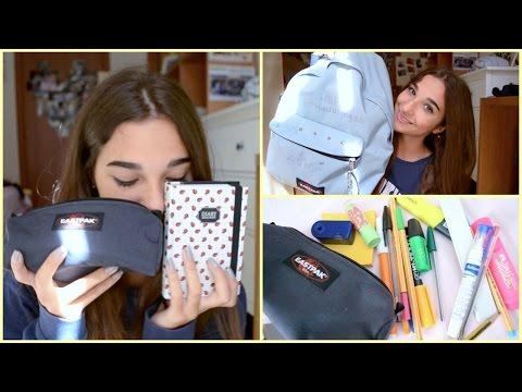 What's in my school bag   #MatildeBacktoSchool 6