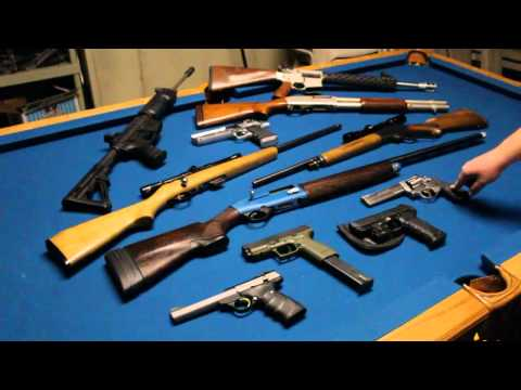 My Gun Collection - One Year Later