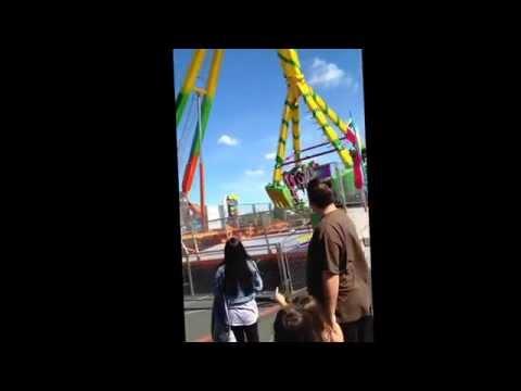 Cabrillo Middle School Carnival 2014 -Freak Out Ride-