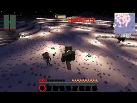 Lets play everything - heute: Minecraft Tekkit - - Mondlandung Rescue Mission FAIL