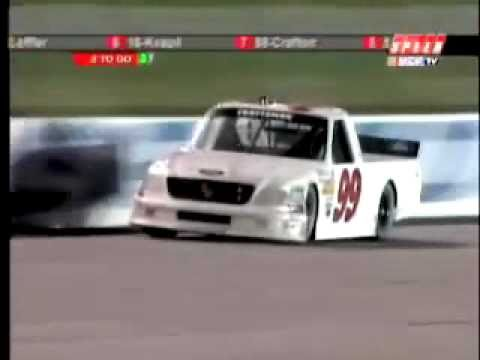Carl Edwards's First Ever Nascar Win