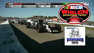 2015 Icebreaker 150 at Thompson Speedway Motorsports Park - NASCAR Whelen Modified Tour