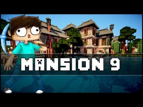 Minecraft - Mansion 9