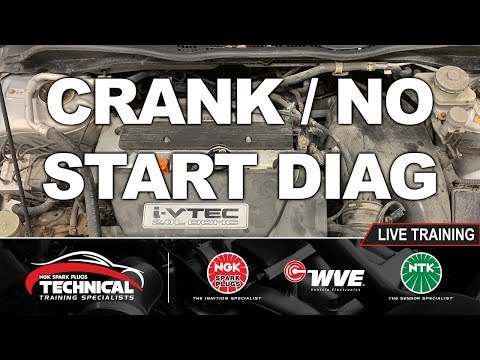 How To Diagnose Cranking No-Start Conditions