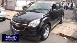 2013 Chevrolet Equinox LS 2WD
