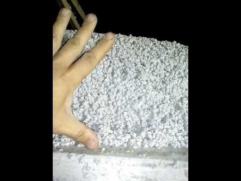Полистиролбетон своими руками из пенопласта 44