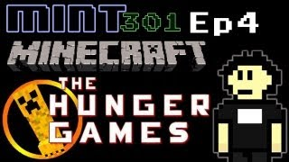 The Hunger Games Minecraft Attempt #4 with JClazlo