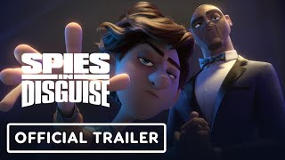 Spies in Disguise - Super Secret Trailer (2019) Will Smith, Tom Holland
