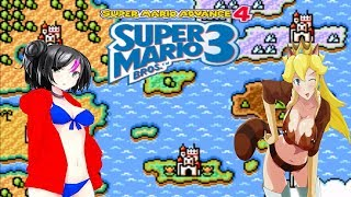SMA 4 Super Mario Bros 3 Episodio 4// Me volvere chango con tanto troleo
