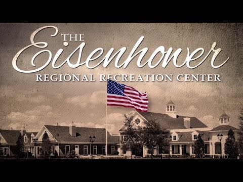 The Villages Vmail Video Series - Episode 24 -  Eisenhower Recreation Center