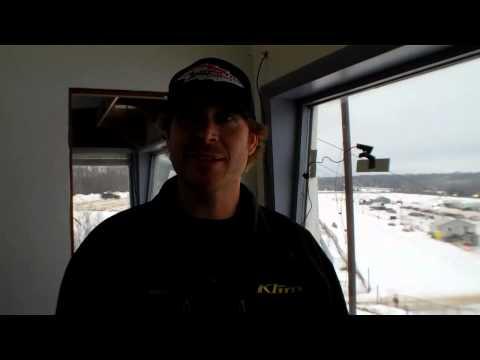 2011 Soo I-500 driver Gabe Bunke #74 Bunke Racing