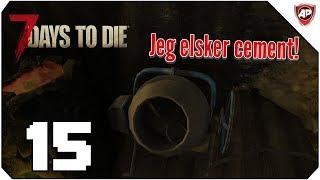 Cementmixer! - 7 Days to Die Ep 15