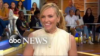 Toni Collette Interview (Good Morning America)