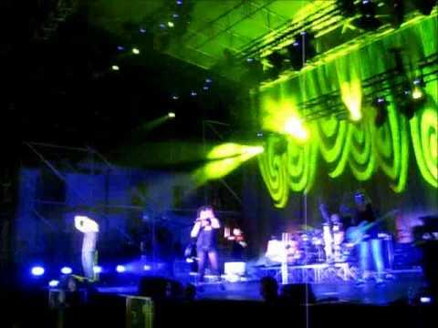 Moby – Honey – Live @ Fiera della Musica, Azzano Decimo, Italy, 09/07/2011