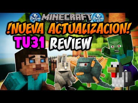 Minecraft - ¡TODO LO NUEVO REVIEW TU31! chicken jockey.Portales Y Más   Xbox360/One/PS3/PS4/PSVita