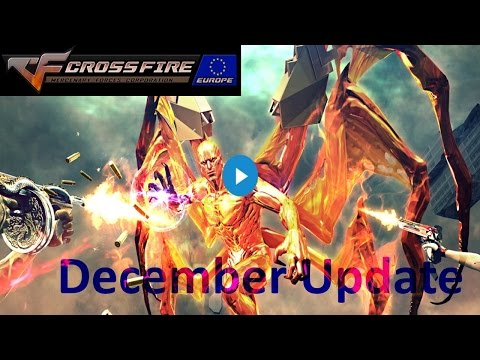 Crossfire Europe: December Update (11.12.2014) [HD] - Cooling Chamber