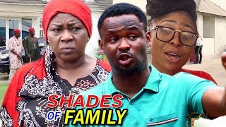 Shades Of Family Season 3&4 - (Zubby Micheal & Nkechi Nweje ) 2019 Latest Nigerian Movie