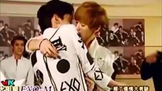 KPOP couples Boys + Boys [ hug and kiss ]( part 30 )